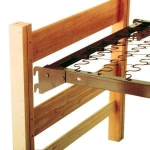 University Loft's Tool-less College Student Bunk Bed Assembly System