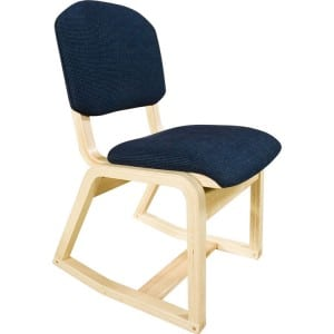Ergonomic Seating for Students: Two-Position Chair from University Loft