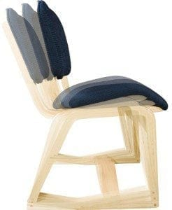 The Two-Position Chair from University Loft