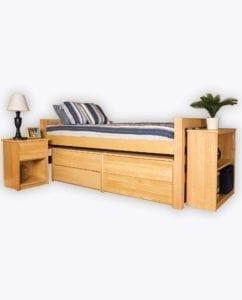 Graduate Twin Bed