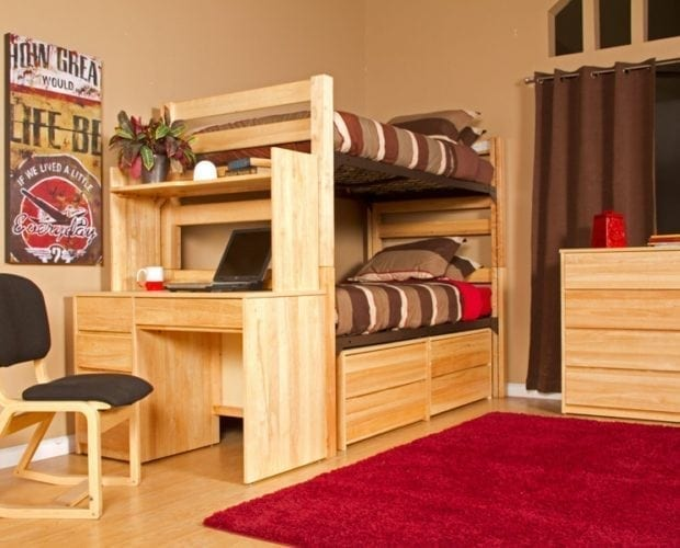 Graduate Bunk Bed
