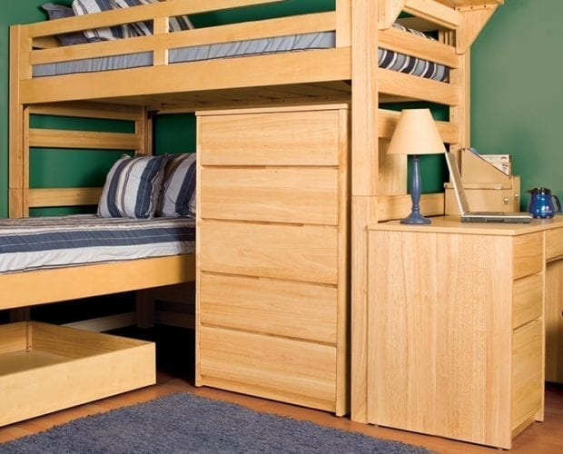 Graduate Five Drawer Chest