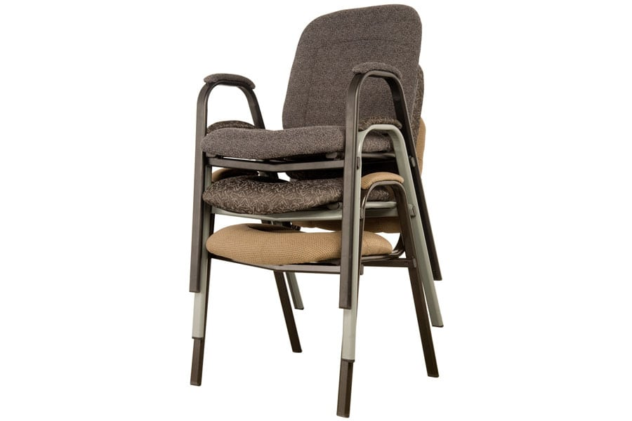 Deluxe Stackable Armchair University Loft Company