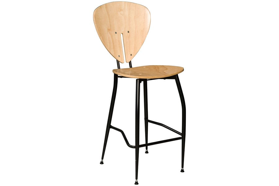 Mixed Medium Café Stool