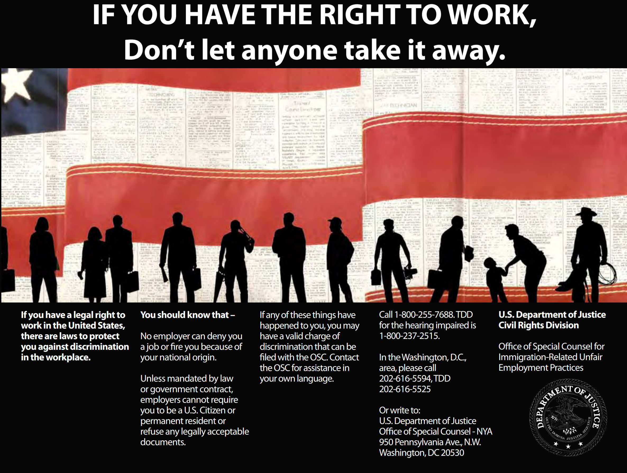 Right to Work English