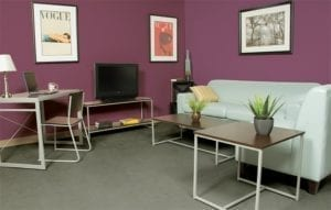Rhodes Living Room