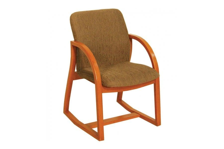 2 Position Chair Wild Cherry