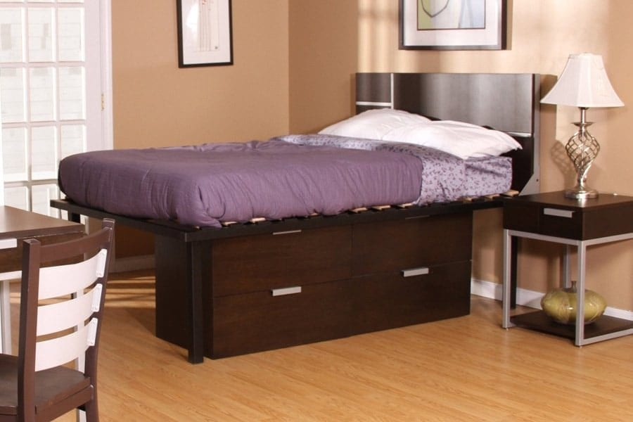 Windsor Series Slat Bed
