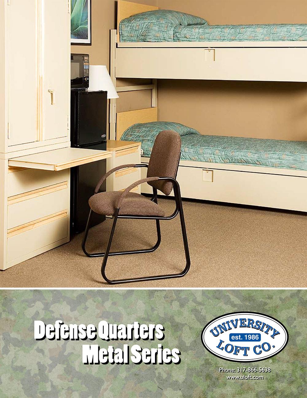 Defense Quarters Metal Series