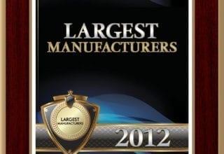Largest Manufacturer