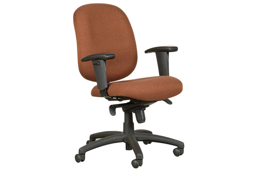 Tango Office Chair Three Quarter View