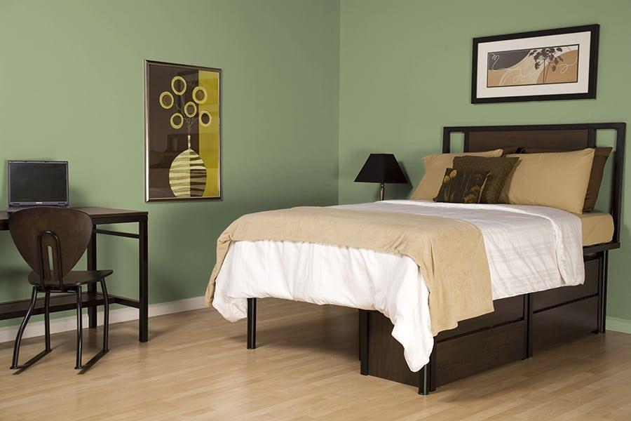 Espresso Bedroom
