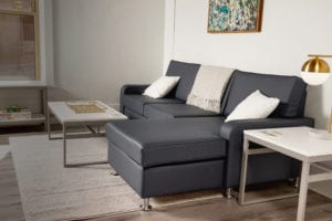 Uptown White Series with Southview Sectional
